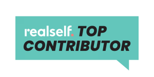 real self top contributor badge