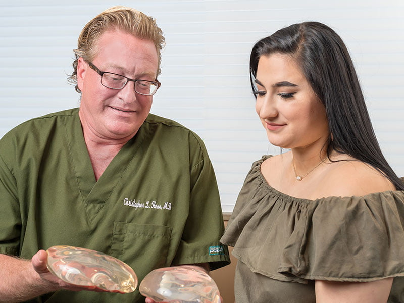 Choosing The Right Breast Implants Dr Hess